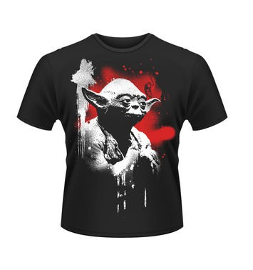 Star Wars Empire Strikes Back Yoda t-shirt - Official