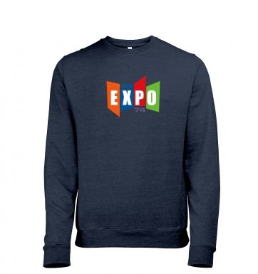 Stark Expo 74 heather sweatshirt