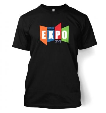 Stark Expo 74 men's t-shirt