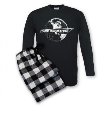 Stark Industries Globe pyjamas (men's)