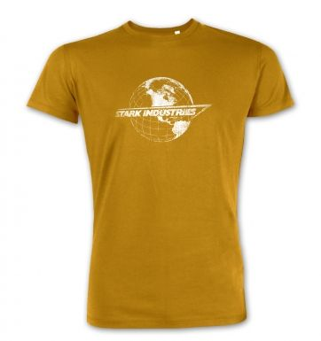 Stark Industries Globe premium t-shirt