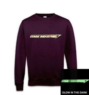 Stark Industries (glow in the dark) sweatshirt