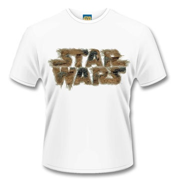 Star Wars Chewie Hair t-shirt