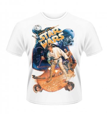 Star Wars First Ten Years t-shirt OFFICIAL