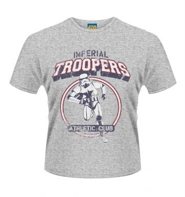 Star Wars Imperial Troopers Athletic Club t-shirt