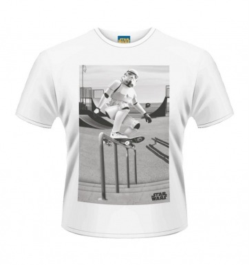 Star Wars Stormtrooper Skater t-shirt