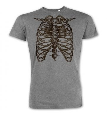 Steampunk Chest premium t-shirt