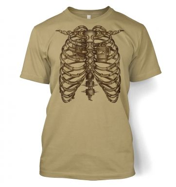 Steampunk Chest t-shirt