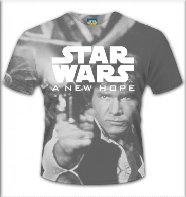 SubDye Star Wars A New Hope t-shirt - OFFICIAL