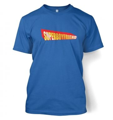 Superboyfriend t-shirt