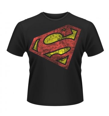 Superman Colour Angle Logo t-shirt - Official