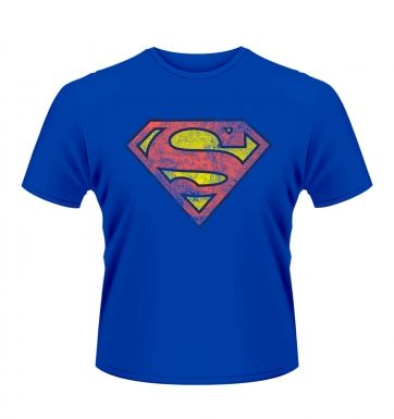 Superman Colour Logo t-shirt - Official