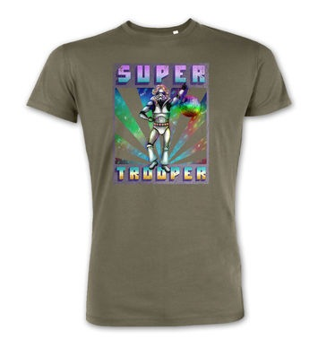 Super Trooper premium t-shirt