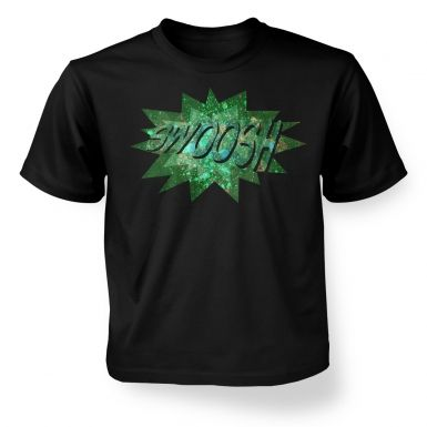Swoosh kids' t-shirt