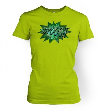 Swoosh women's t-shirt