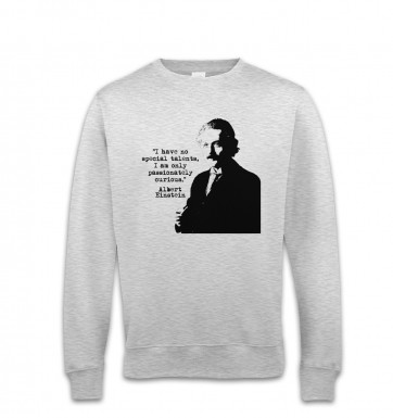 Talents Quote Einstein sweatshirt