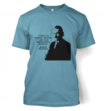 Talents Quote Einstein t-shirt