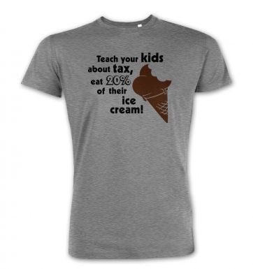 Teach Your Kids About Tax premium t-shirt