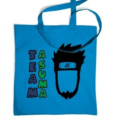Team Asuma  tote bag