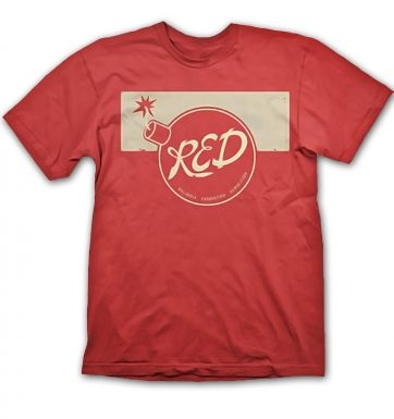 Team Fortress 2 RED t-shirt - OFFICIAL