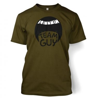 Team Guy  t-shirt