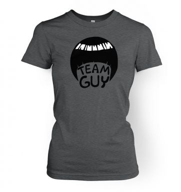 Team Guy women's t-shirt