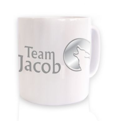 Team Jacob  mug