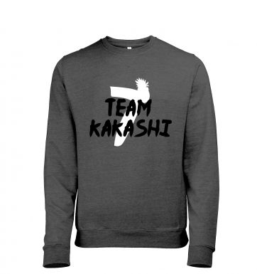 Team Kakashi heather sweatshirt