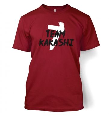Team Kakashi  t-shirt