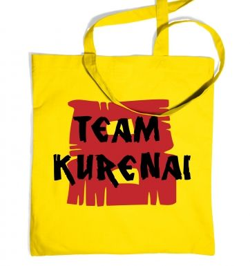 Team Kurenai - Tote Bag