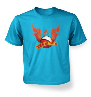 Team Red kids t-shirt