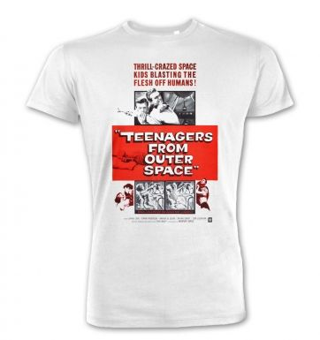 Teenagers From Outer Space premium t-shirt