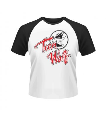 Teen Wolf Logo baseball t-shirt - OFFICIAL