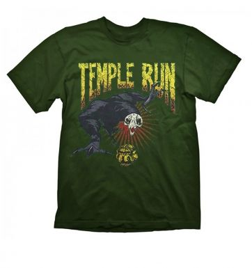 Temple Run Don't Look Back t-shirt - Official