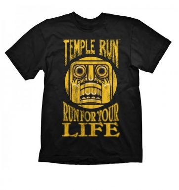 Temple Run Run For Your Life t-shirt - Official