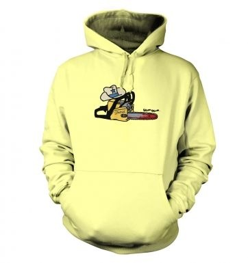 Texas Chainsawyer adults' hoodie