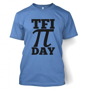 TFI Pi Day t-shirt