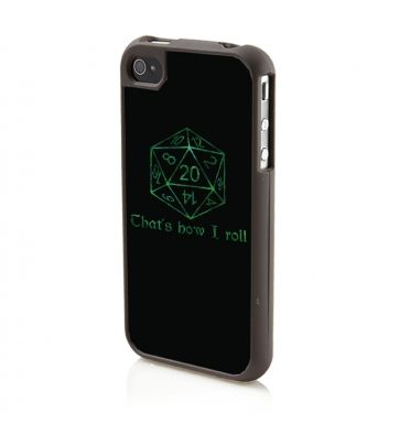 Thats How I Roll - Apple iPhone 4/4s Phone case