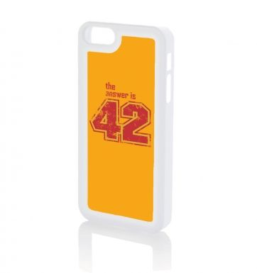 The Answer is 42 - Apple iPhone 5 & iPhone 5s case