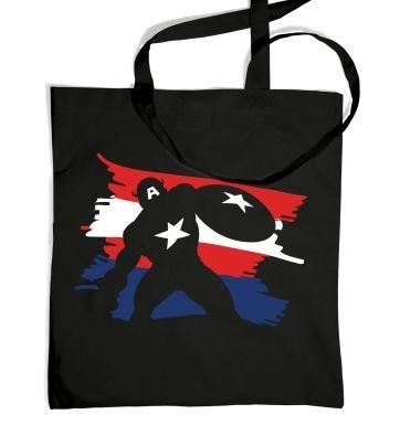 The Captain Bag Inspired By Captain America & The Avengers