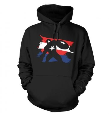 The Captain Adult Hoodie