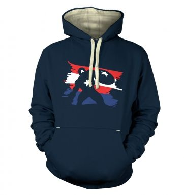 The Captain Adult Premium Hoodie