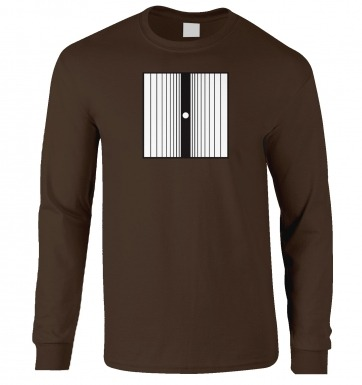 The Doppler Effect long-sleeved t-shirt