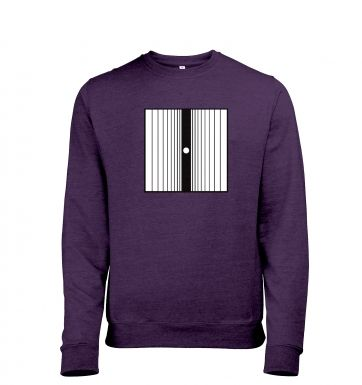 The Doppler Effect heather sweatshirt