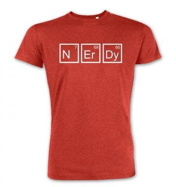 The element of nerd  premium t-shirt