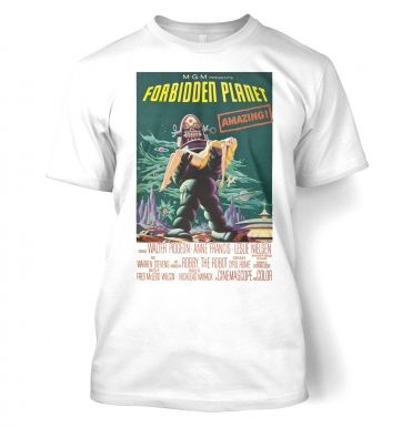 Forbidden Planet  t-shirt