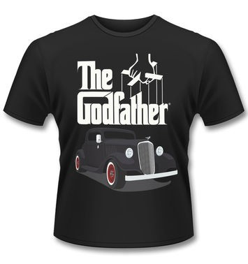 The Godfather Car t-shirt