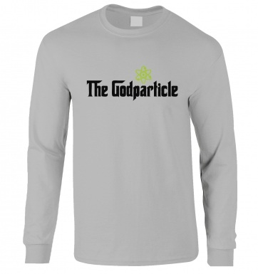 The God Particle (higgs boson) long-sleeve t-shirt