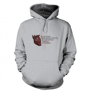 The Heart of Dishonor hoodie