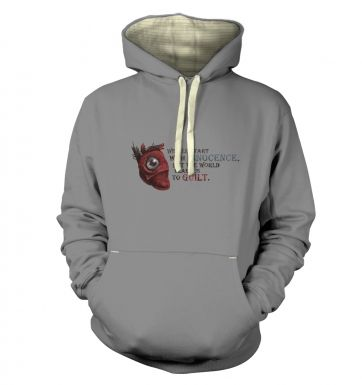 The Heart of Dishonor  hoodie (premium)
